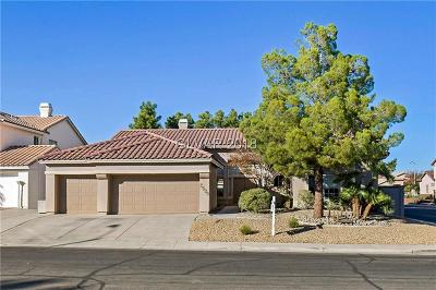Henderson Single Family Home For Sale: 2530 Mesa Verde Terrace
