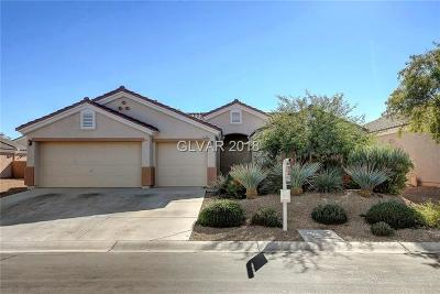 Las Vegas Single Family Home For Sale: 6421 White Tiger Court