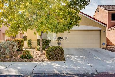 Las Vegas Single Family Home For Sale: 7945 Lovely Pine Place