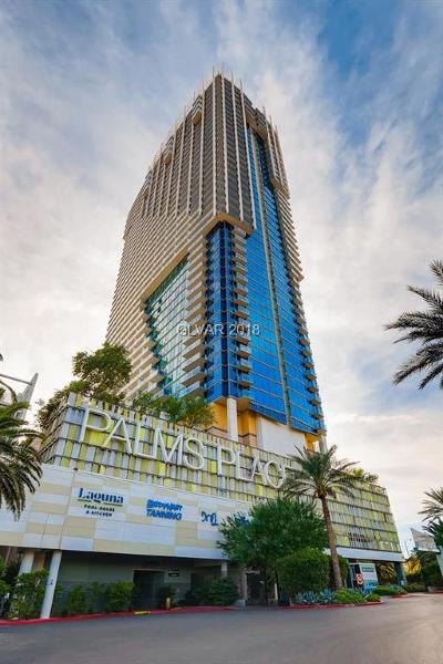 las vegas High Rise For Sale: 4381 Flamingo Road #1205