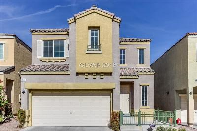 Las Vegas NV Single Family Home Under Contract - No Show: $257,000