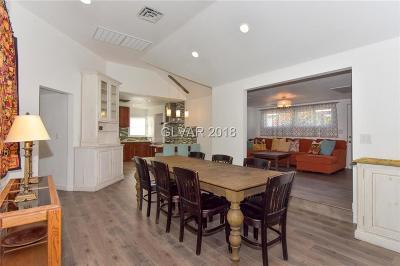Las Vegas Single Family Home For Sale: 1330 13th Street