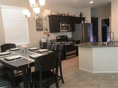 Las Vegas Single Family Home For Sale: 5365 Panaca Spring Street