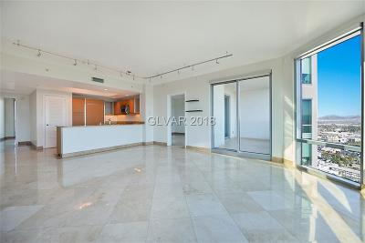 Las Vegas, North Las Vegas High Rise For Sale: 322 Karen Avenue #3002