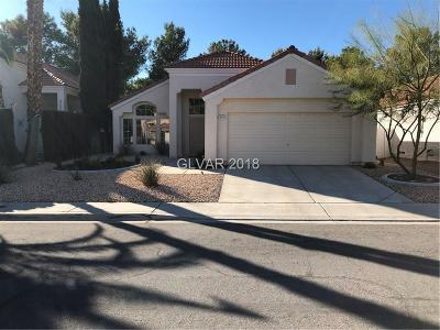 Single Family Home For Sale: 3017 Reef View Street