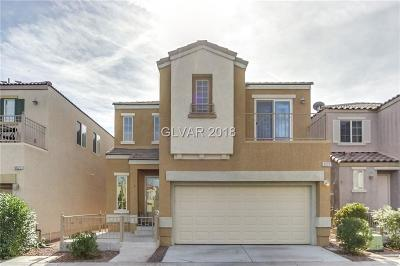 Las Vegas NV Single Family Home Under Contract - No Show: $243,000