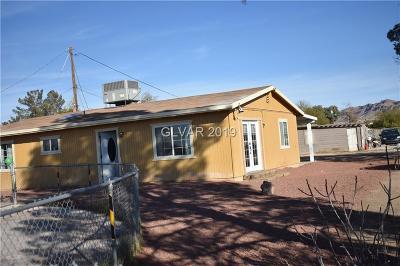 Las Vegas Single Family Home For Sale: 2148 Castleberry Lane