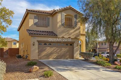 North Las Vegas Single Family Home For Sale: 6916 Water Pipit Street