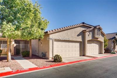 Henderson, Las Vegas Condo/Townhouse For Sale: 138 Tapatio Street