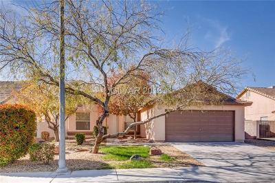Las Vegas Single Family Home For Sale: 5309 Rebecca Road