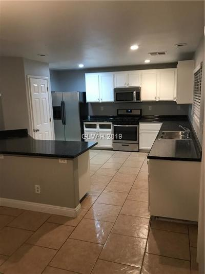 North Las Vegas Single Family Home For Sale: 4270 Walnut Family Court