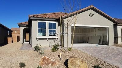 North Las Vegas NV Single Family Home For Sale: $304,750