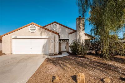 Single Family Home For Sale: 7158 Sixshooter Drive