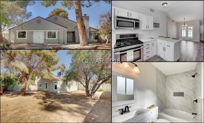 Clark County Single Family Home For Sale: 1940 Joella Street