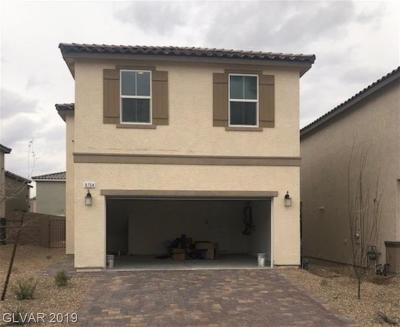 Las Vegas NV Single Family Home For Sale: $321,387