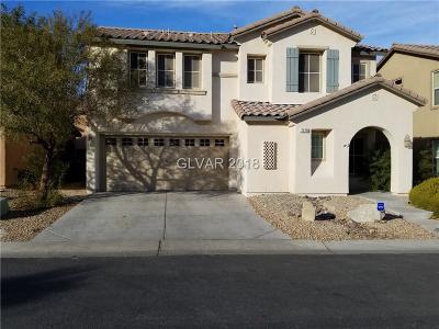 Las Vegas NV Single Family Home For Sale: $277,000