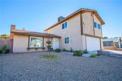 Single Family Home For Sale: 3915 Comb Court