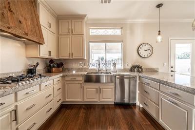 Las Vegas Single Family Home For Sale: 5621 Desert Eagle Court