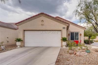 Boulder City, Henderson, Las Vegas, North Las Vegas Single Family Home For Sale: 3504 Kittiwake Road