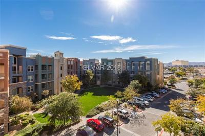 Henderson, Las Vegas Condo/Townhouse For Sale: 56 Serene Avenue #418