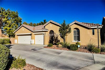 Henderson, Las Vegas, North Las Vegas Single Family Home For Sale: 8608 Spotted Fawn Court
