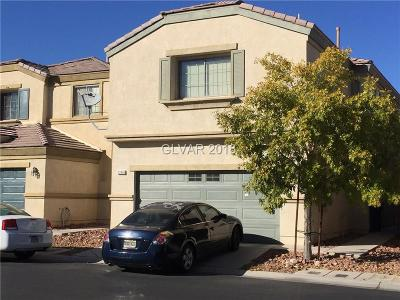 Las Vegas Single Family Home For Sale: 5326 Coral Ribbon Avenue