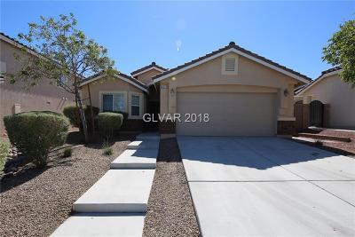 North Las Vegas Rental For Rent: 4613 Silverwind Road