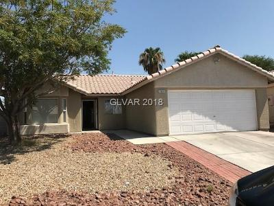 Las Vegas, North Las Vegas Rental For Rent: 3926 Cheryl Clay Way