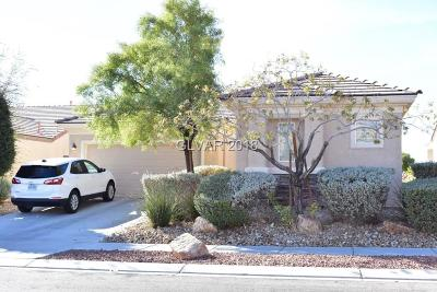 North Las Vegas Rental For Rent: 7845 Widewing Drive
