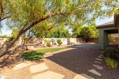 Las Vegas Single Family Home For Sale: 8308 Mount Logan Court