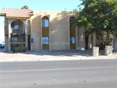 Las Vegas Multi Family Home For Sale: 3689 Van Dyke Avenue