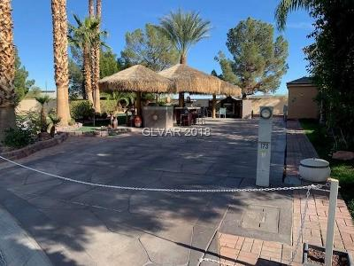 Las Vegas Residential Lots & Land For Sale: 8175 Arville Street #173