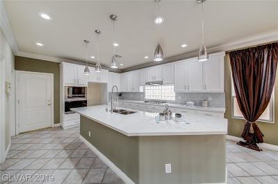 LAS VEGAS Single Family Home For Sale: 2000 Arbor Forest Street