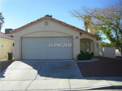 Henderson, Las Vegas, North Las Vegas Rental For Rent: 8353 San Grail Court