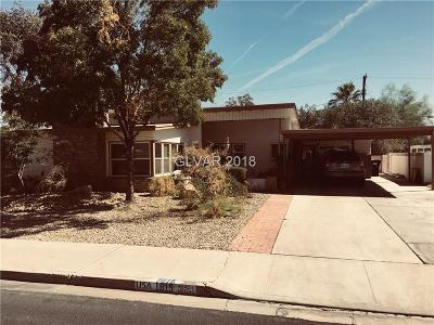 Single Family Home For Sale: 1815 South Beverly Way