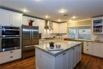 North Las Vegas Single Family Home For Sale: 7216 Savannah Falls Street