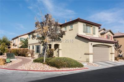 North Las Vegas Single Family Home For Sale: 4460 Oberlander Avenue