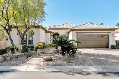 Las Vegas Single Family Home For Sale: 5031 Momenti Street