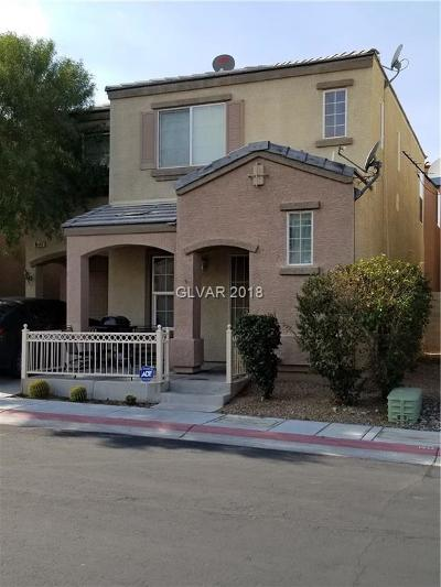 Las Vegas Single Family Home For Sale: 10447 Perfect Parsley Street
