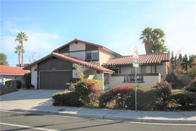 Single Family Home For Sale: 4080 Spitze Drive