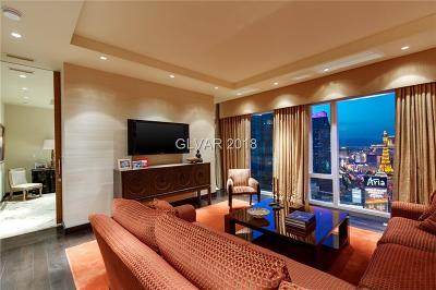 Resort Condo At Luxury Buildin High Rise For Sale: 3750 Las Vegas Boulevard #3305