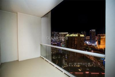Las Vegas High Rise For Sale: 135 Harmon Avenue #3211