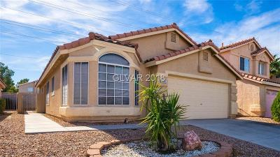Las Vegas, North Las Vegas Rental For Rent: 3741 Bossa Nova Drive