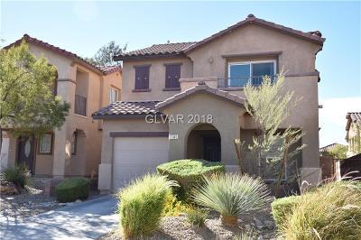 Henderson Rental For Rent: 1141 Safari Creek Drive