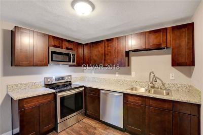 Las Vegas Single Family Home For Sale: 817 E Street