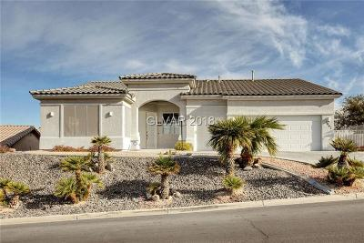 Henderson Single Family Home For Sale: 1067 Calico Ridge Drive