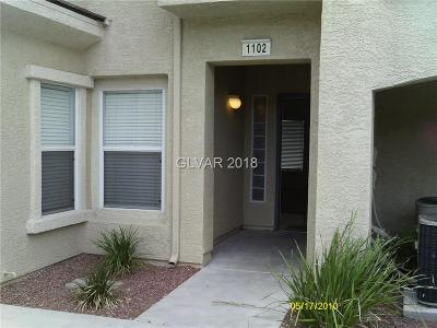 Rental For Rent: 10809 Garden Mist Drive #1102