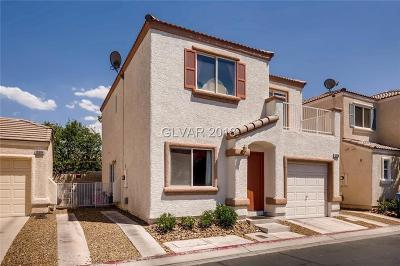 Las Vegas Single Family Home For Sale: 10010 Swimming Hole Street