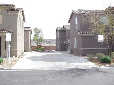 Las Vegas Single Family Home For Sale: 9793 Hanover Grove Avenue