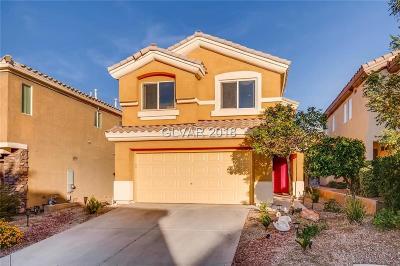 Las Vegas Single Family Home For Sale: 268 Fairway Woods Drive